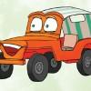 Jumping Jenny Jeep